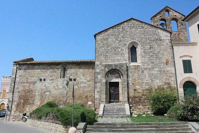 Chiesa di San Martino – Foto Wikipedia