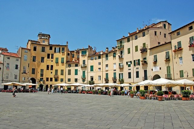 Piazza Anfiteatro – Foto Pixabay
