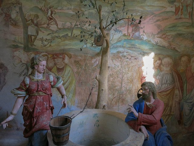 Cappella della Samaritana al Pozzo – Foto Andrea Passoni