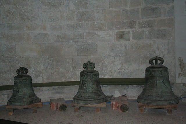 Campane della Basilica di San Piero a Grado – Foto Wikipedia