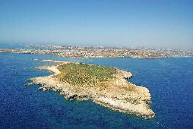 Isola di Capo Passero – Foto Wikipedia