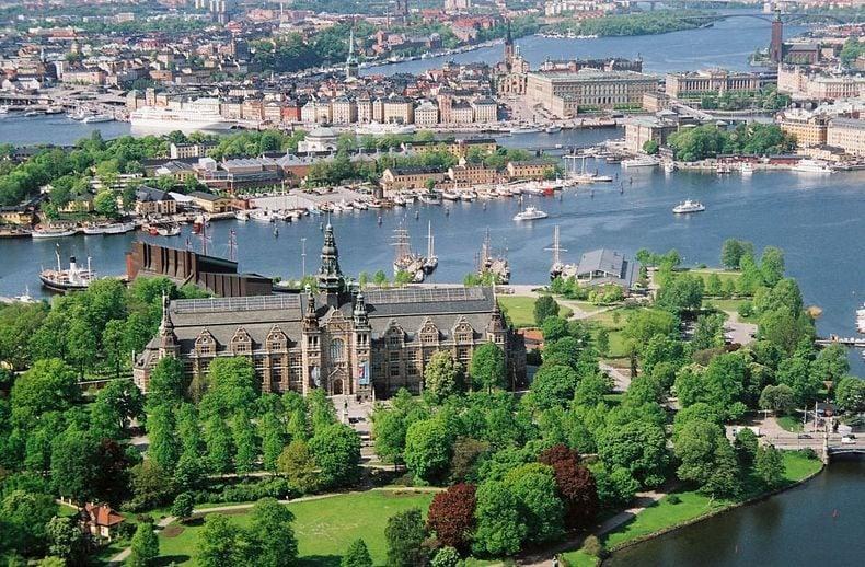 Djurgården, Stoccolma