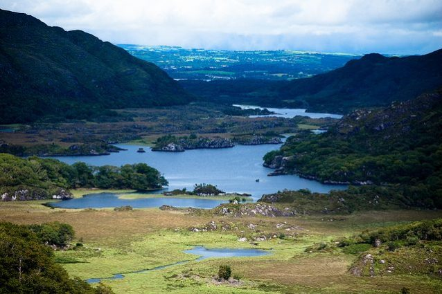 Ladies' View, Killarney National Park – Foto di ilaria