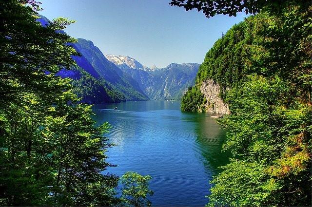 Königssee – Foto Pixabay