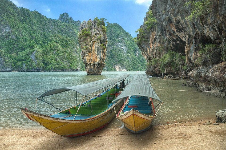Phang nga. Thailandia