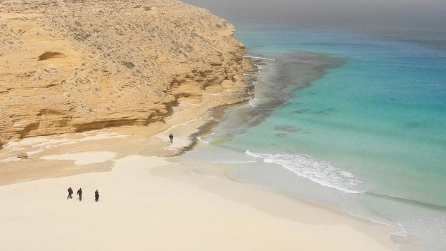 Spiagge Marsa Matrouh
