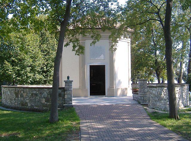 Cappella nel bosco – Foto Wikipedia