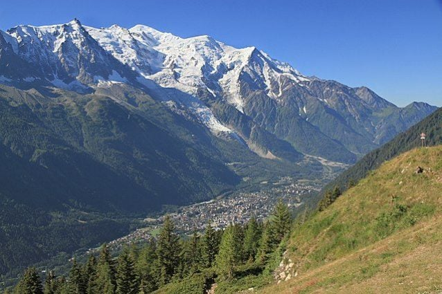 Vallata di Chamonix – Foto Wikimedia Commons