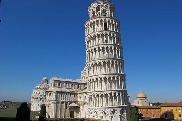 Torre di Pisa – Foto Wikimedia Commons