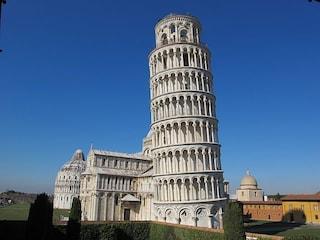 8 curiosità sulla Torre di Pisa che forse non sapevi