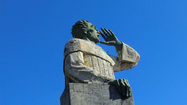 Cristoforo Colombo, Santo Domingo.
