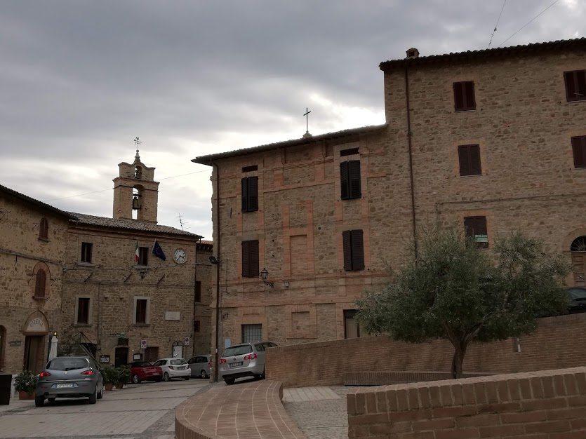 Centro storico di Gualdo Cattaneo