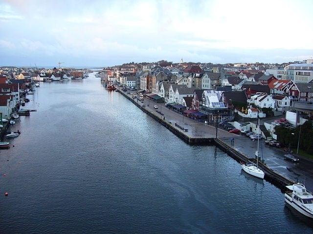 Haugesund – Foto Wikipedia
