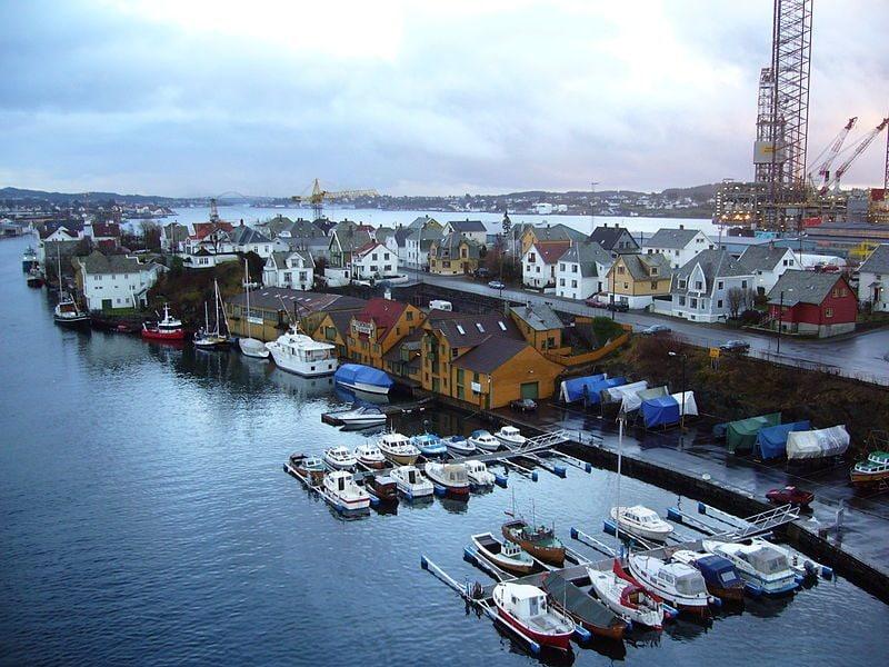 Haugesund – Foto Wikimedia Commons