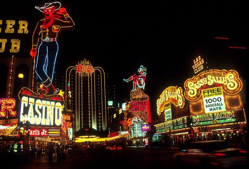 Le luci di Las Vegas