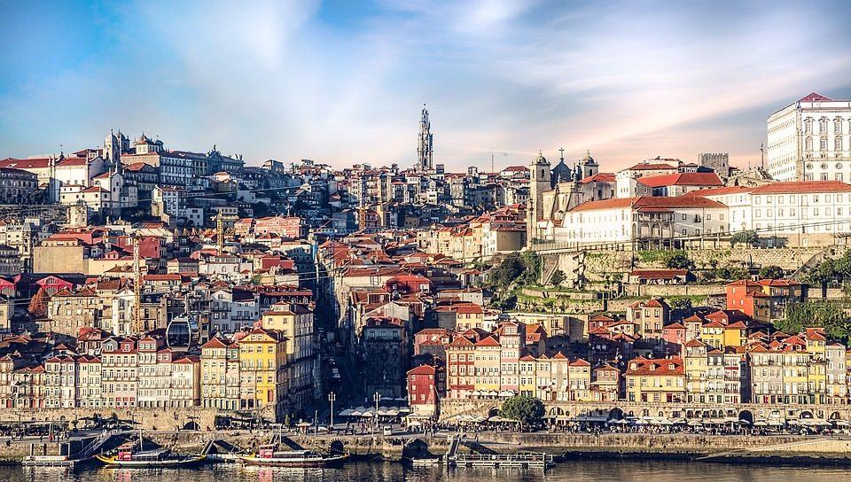 Vista di Porto