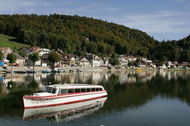 Lago di Joux – Foto Wikipedia