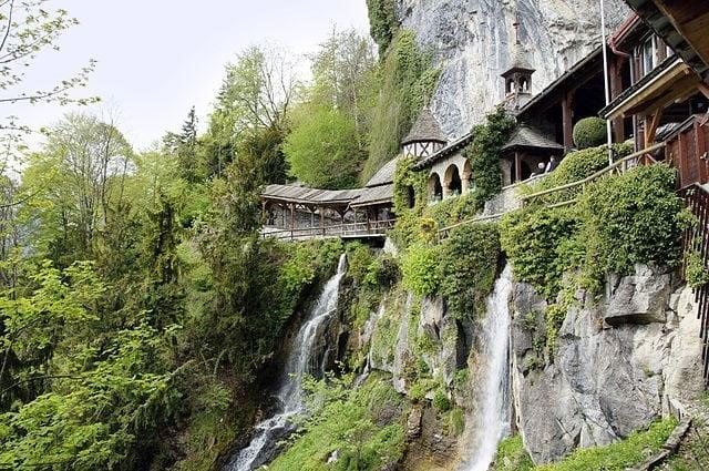Grotte di San Beato – Foto Wikimedia Commons