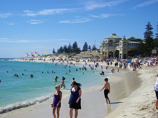 Cottesloe Beach – Foto Wikimedia Commons