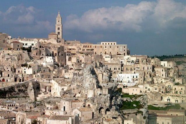 Matera – Foto Wikimedia Commons