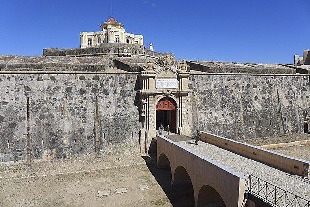 Forte de Nossa Senhora da Graça – Foto Wikimedia Commons