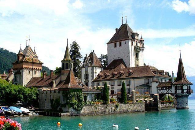 Castello di Oberhofen – Foto Wikimedia Commons