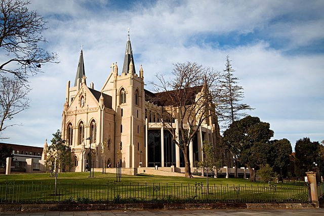 St Mary's Cathedral – Foto Wikipedia