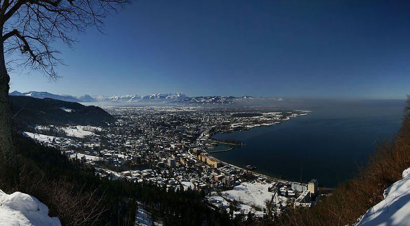 Bregenz e il Lago di Costanza