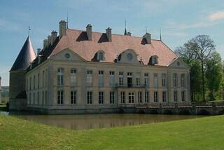 Commarin, un affascinante castello francese