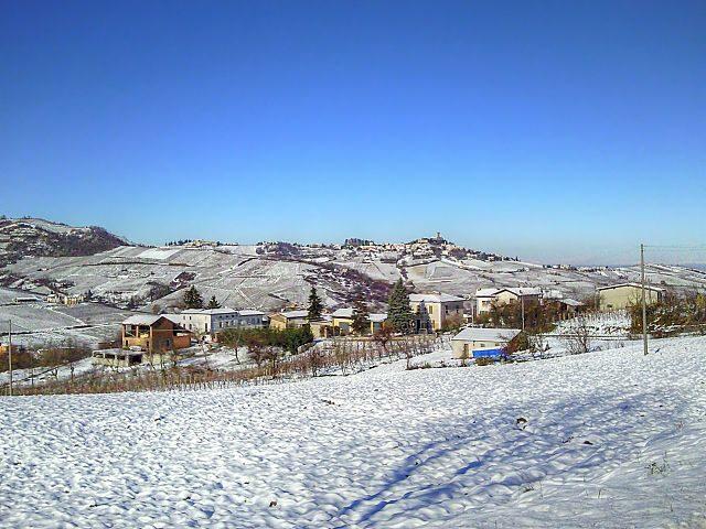 Cigognola sotto la neve – Foto Wikimedia Commons