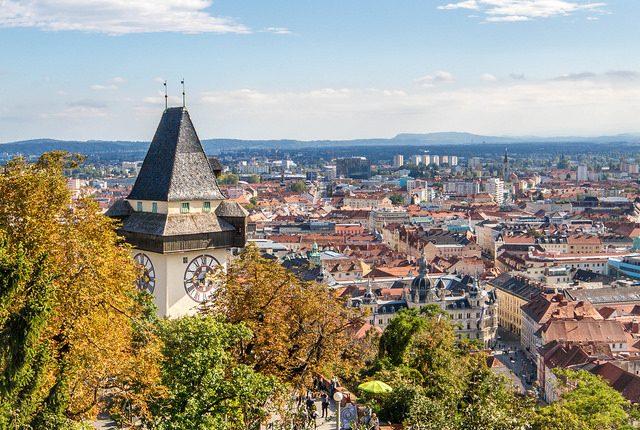 Graz, torre dell'orologio