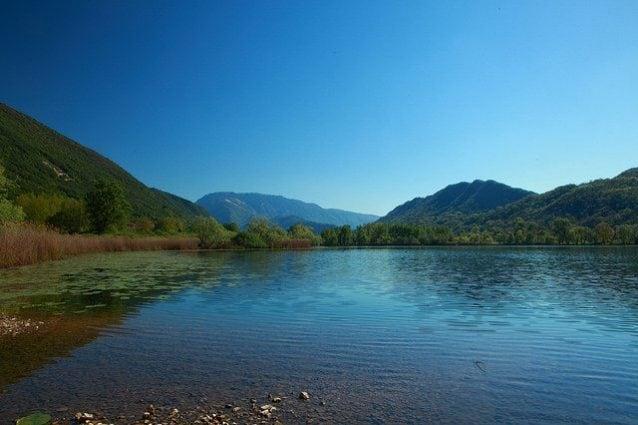 Lago di Santa Maria – Foto di Luciano Terzi