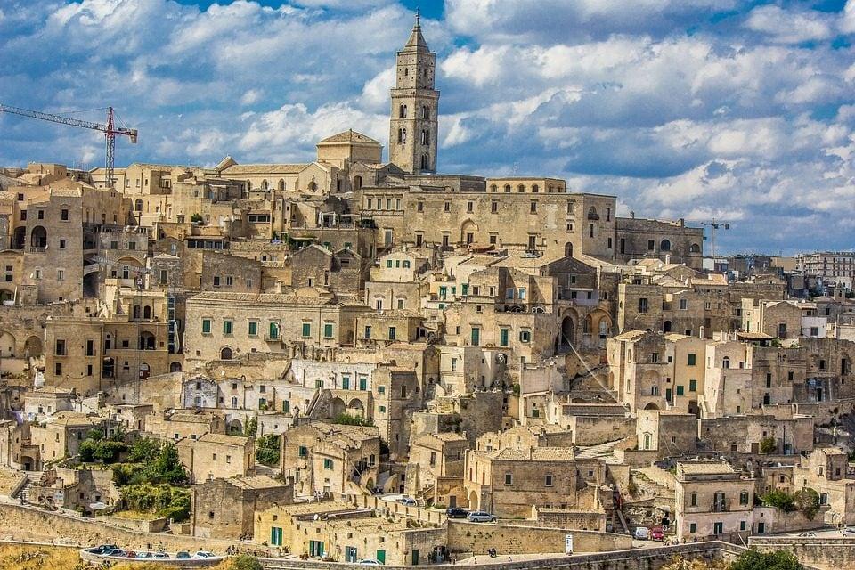 Matera, Patrimonio Unesco