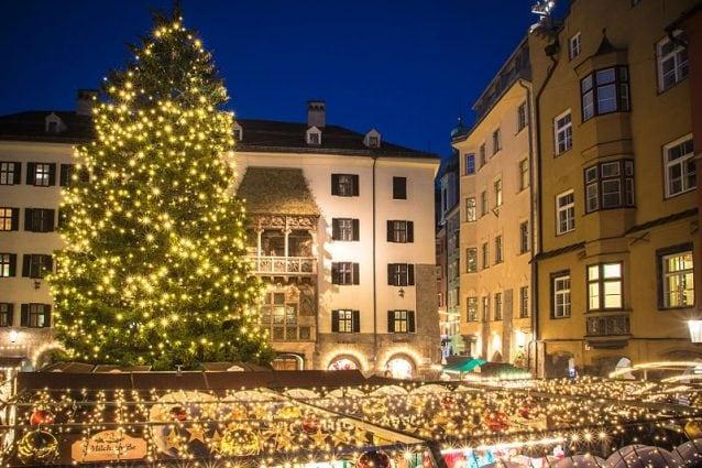 mercatini i Natale ad Innsbruck