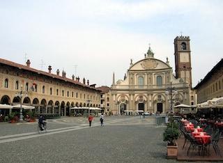 Vigevano: il salotto a cielo aperto d'Italia