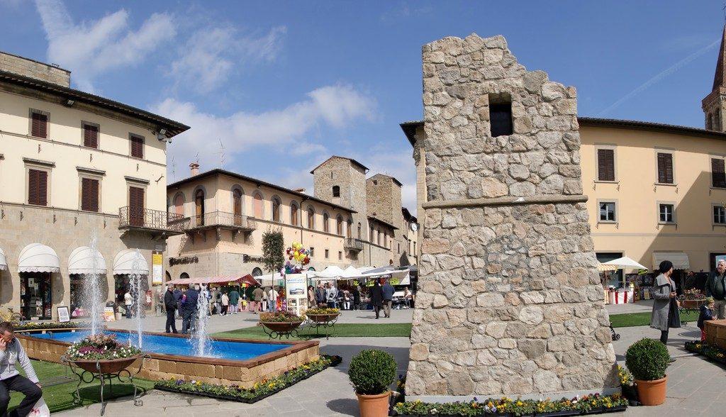 Piazza Torre di Berta
