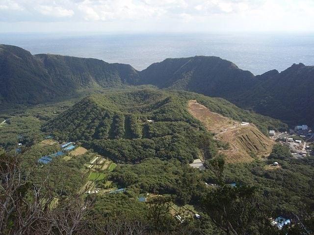 Aogashima, Maruyama – Foto Wikipedia