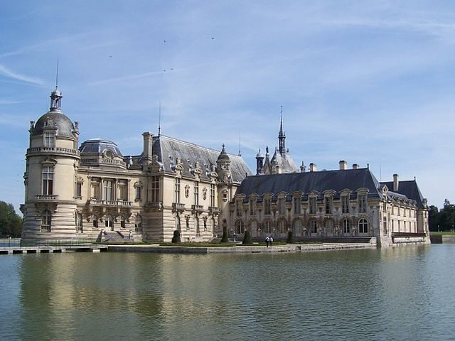Castello di Chantilly – Foto Wikipedia