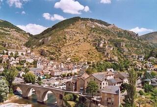 Sainte-Enimie, un'autentica gemma francese nel verde
