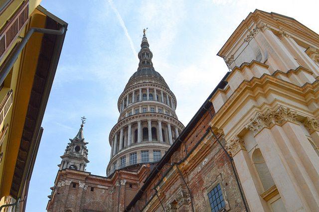 Basilica e cupola di San Gaudenzio