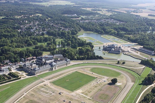 Veduta di Chantilly – Foto Wikipedia