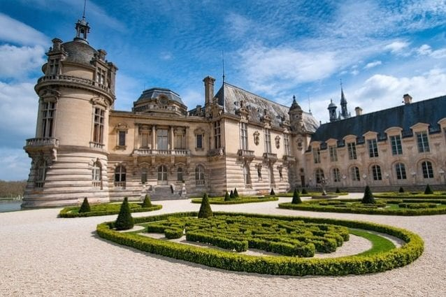 Castello di Chantilly – Foto Pixabay