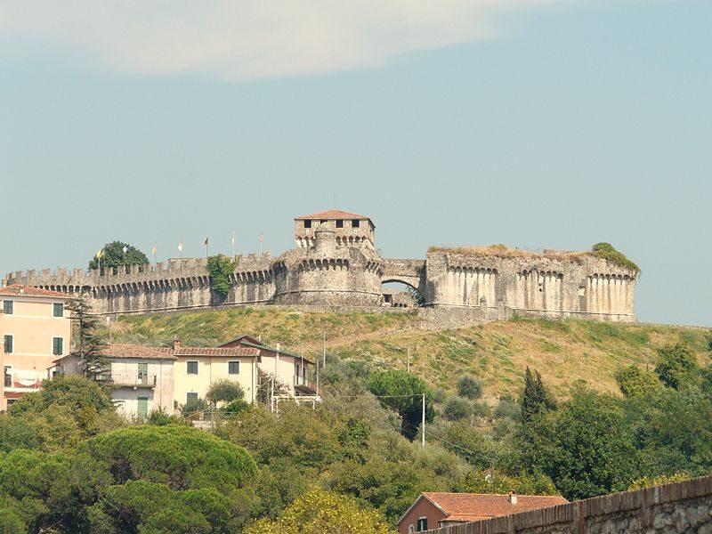 Fortezza di Sarzanello, Sarzana