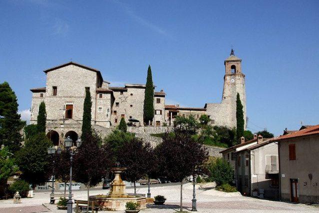 Greccio, Santuario di San Francesco