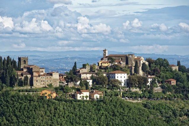 Montecatini, centro storico