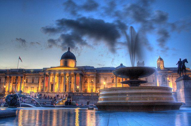 National Galley, uno dei musei più importanti di Londra