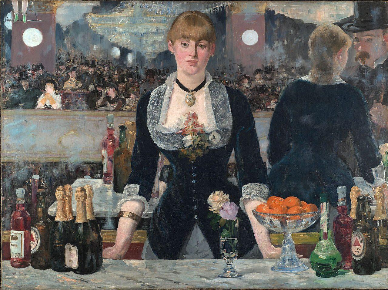 Opera di Édouard Manet nella Courtauld Gallery