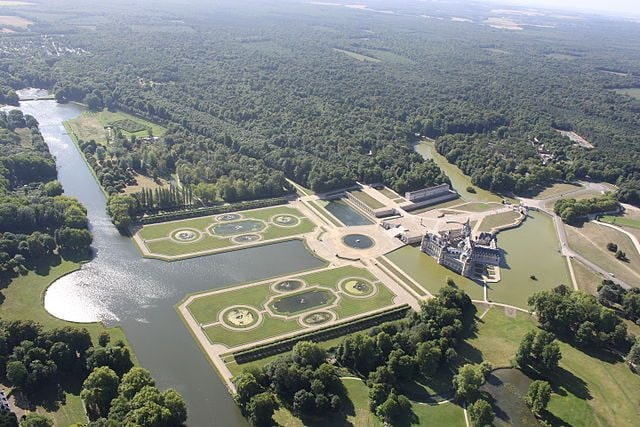 Parco del Castello di Chantilly – Foto Wikipedia