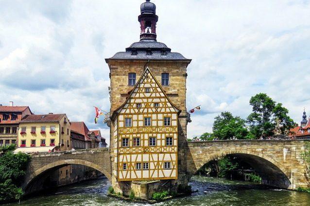 Bamberga, Municipio Vecchio – Foto Pixabay