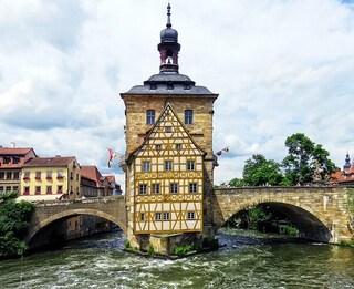 Bamberga: tour nella città sul fiume tra monumenti e buona birra